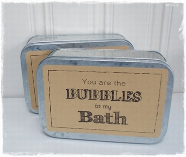 Blik Van Zink, You Are The Bubbles To My Bad