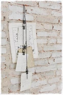 JDL Ketting Van 1 Meter Lang Met 5 Clips . Voor Je Mooiste Foto S Of Kaarten.
