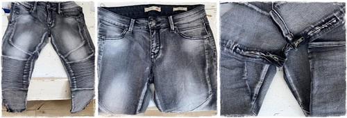 De Laatste Stretch Skinny Jeans, Laag Model, Van 39,95 Voor 12,50 Per Stuk.