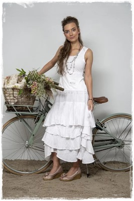 Skirt Joyful Moments White XS-S
