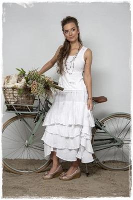 Skirt Joyful Moments White XS-S