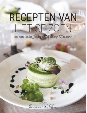 """JDL Recepten Van Het Seizoen 2020 """"Speciale Editie"""" TE RESERVEREN"""