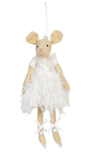 Dit Is Roza De Ballerina Muis, Romantisch En 24 Cm. Groot. Ze Is Van Stof En Superleuk, Komt Eind Januari Binnen, Nu Te Bestellen